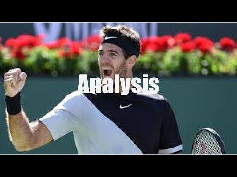 5 Reasons Del Potro Beat Federer | Indian Wells Final 2018
