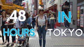 Tokyo: 48 hours in Japan