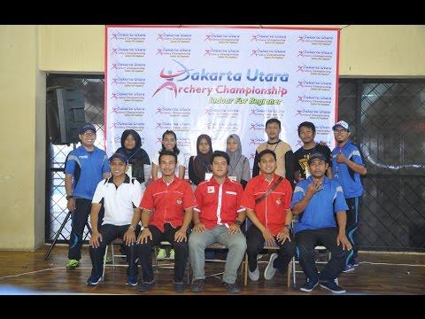 Jakarta Utara Archery Championship 2017