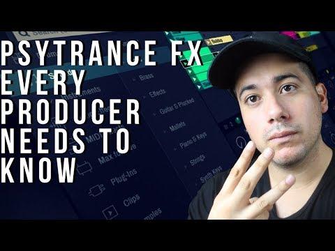 3 Psytrance FX