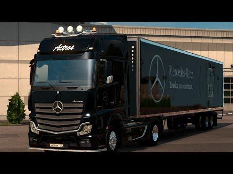 🔴Euro Truck Simulator 2 - Караме с колегите ... - Част #107