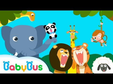Animal Paradise | Game Preview | Educational Games for kids | BabyBus
