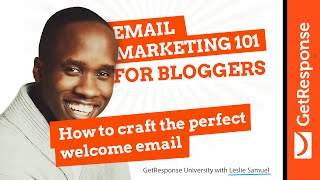 How to Craft the Perfect Welcome Email | Leslie Samuel | Email Marketing 101 for Bloggers