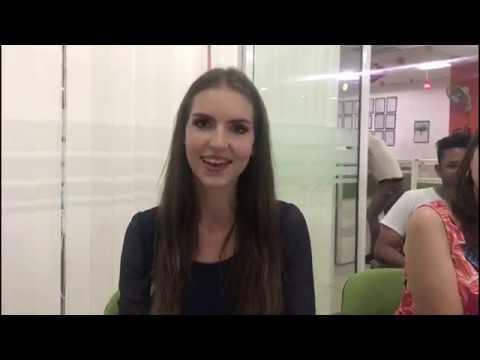 Miss Universe Great Britain applauded Hindustan Swachchhta campaign
