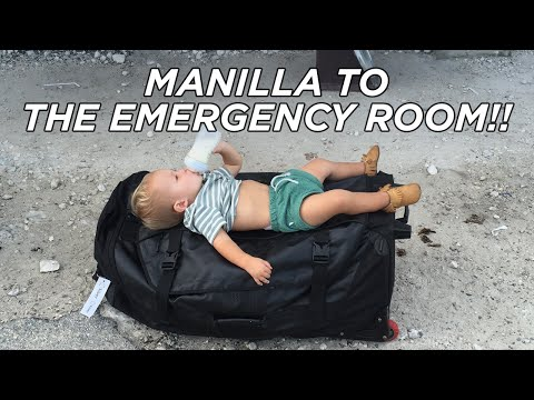 Manilla Goes to the Emergency Room in Nepal