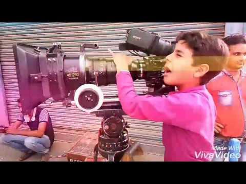 Tu Suraj Main Sanjh Piya Jii Making Video On Set... By Cameraman:-Manarul Shaikh