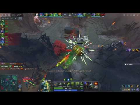 Player Perspective  ah fu Earth Spirit Aegis Steal vs VP