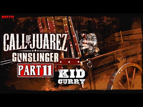 Call of Juarez: Gunslinger -  Part 11 | Game Walkthrough #MasterAF #Masterமாஸ்டர் #gameract2021 |