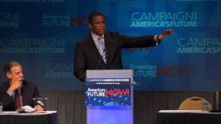 kendrick meek blasts bp corporate irresponsibility at america s future now conference