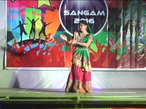 Aur Rang De Rajasthani Folk Dance - In Office