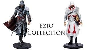 Figurines Ezio Brotherhood et Révélations