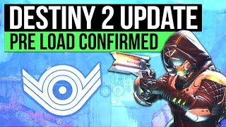 DESTINY 2 NEWS | Pre-Load Details Confirmed, Clan Banners, D2 Gear Manager, Big News Reveals & More!