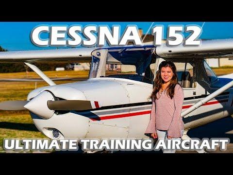 Cessna 152 - The Ultimate Training Aircraft - Flight
