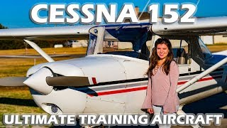 Cessna 152 - The Ultimate Training Aircraft - Flight