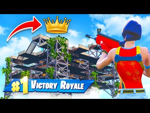 *NEW* KING-OF-THE-HILL Custom Mode in Fortnite