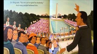Martin Luther KIn Jr., A First Biography