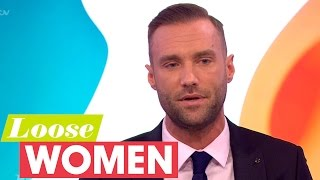 Calum best opens up about his father's alcohol addiction | loose women
