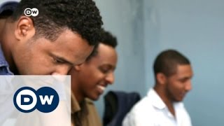 DW - Ethiopian Developers Make App For Students