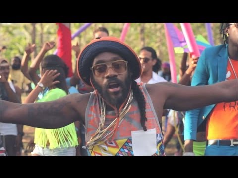 Tarrus Riley - Tun Up The Music ft. Chi Ching Ching and Chimney Records (OFFICIAL MUSIC VIDEO)