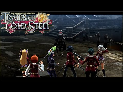 The Legend of Heroes: Trails of Cold Steel - Boss C