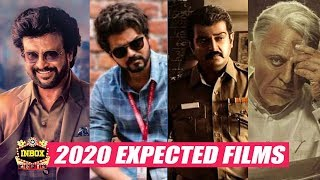 2020 Most Expected Tamil Films | Inbox List
