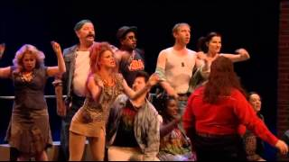 JERRY SPRINGER (the opera) - great clip from National Theatre 50th birthday show