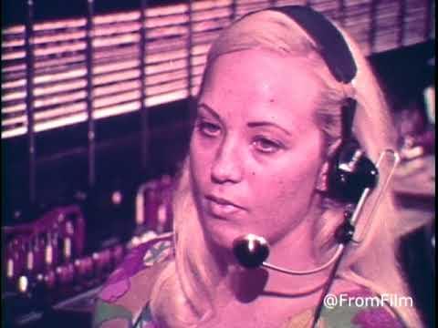 C&P Telephone - Operator Talks Long Distance Rates - 1970's