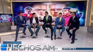 Entrevista. Chávez Jr y