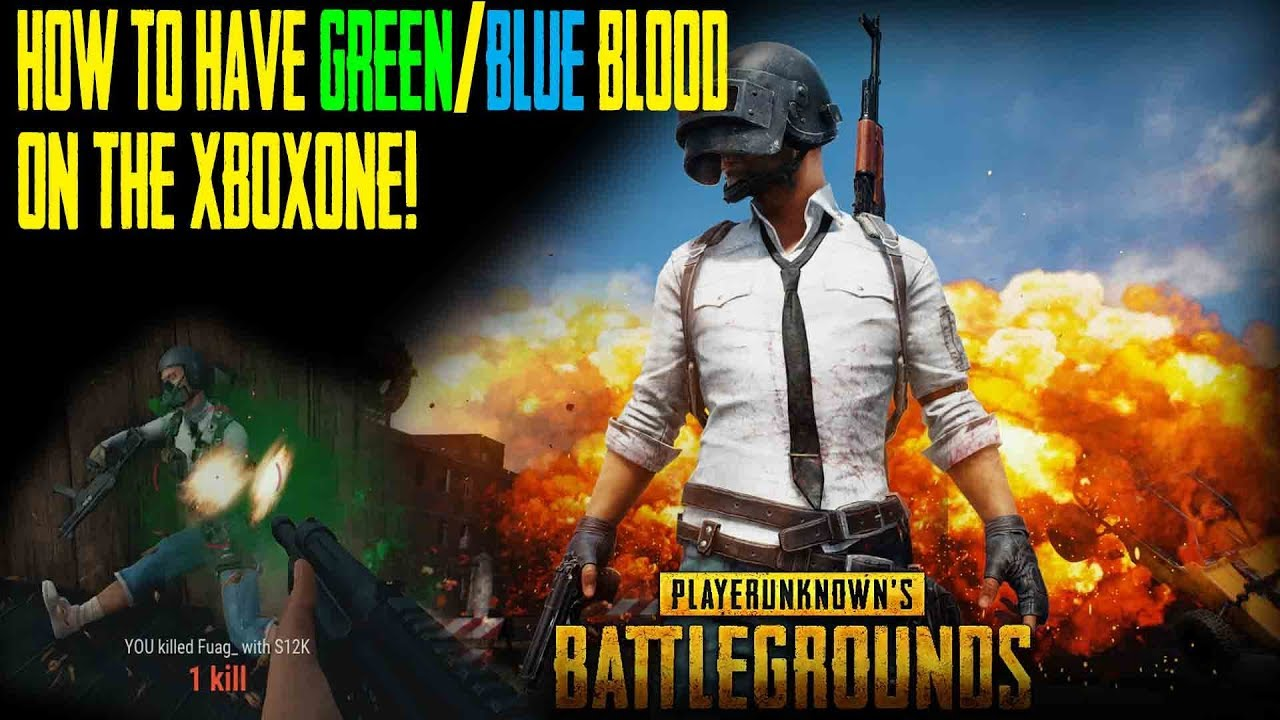 Color Blind Options - Game Discussion & Feedback - PLAYERUNKNOWN'S