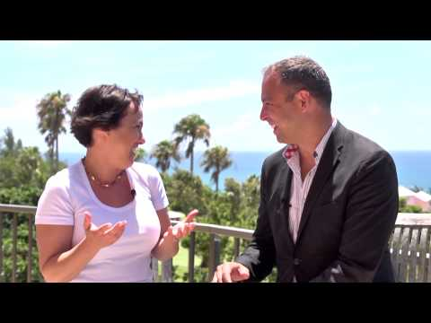 Global Fund Forum 2015 Hub Culture Bermuda with Lisa Vioni, Hedge Connection