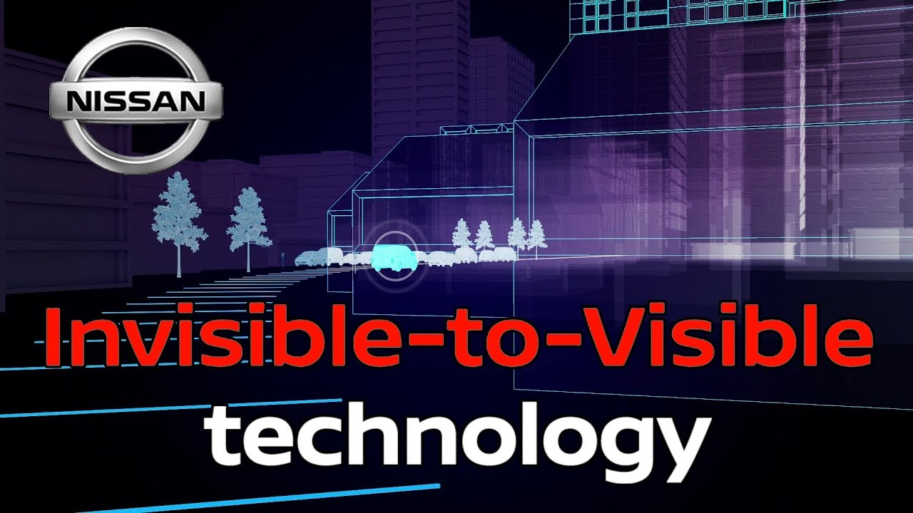 Nissan Invisible-to-Visible Technology