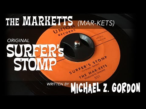The Marketts - Surfer's Stomp - Michael Z. Gordon