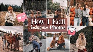 HOW I EDIT MY INSTAGRAM PHOTOS + SURPRISE ANNOUNCEMENT!