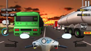 Highway Traffic Motorcycle Racing Game - most exciting motorcycle game