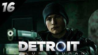 Detroit: Become Human PL #16 - CONNOR VS MARKUS!