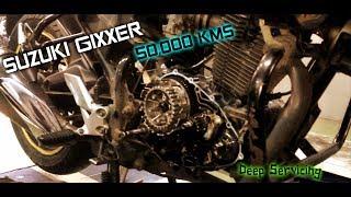 SUZUKI GIXXER | 50,000 KMS | Deep Service | IMPERIAL SUZUKI