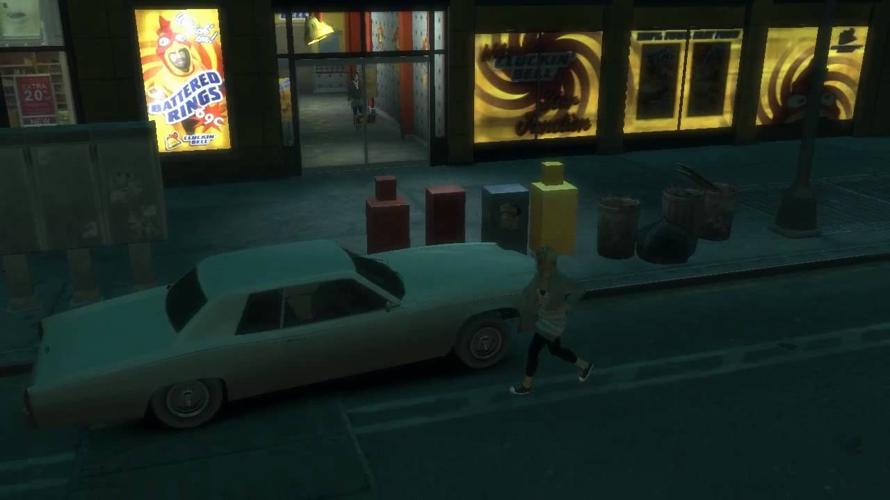 Grand theft auto 4 dating sobohoe