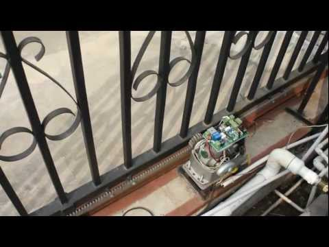 Sliding Gate Opener Installation Aid - Model SD 800kg
