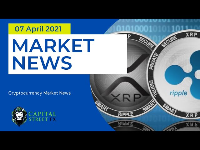 [RIPPLE Price] Technical Analysis & Cryptocurrency Market News - April 07, 2021 | Capital Street Fx