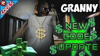 (3) NEW CODES IN GRANNY (Roblox)