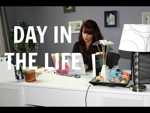 VLOG | Day In The Life | Fitness, Writing, & Talking Myself Out Of Errands