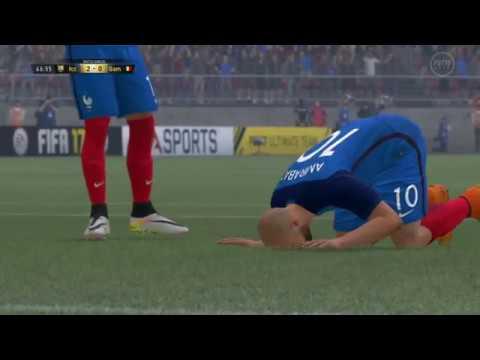 FIFA 17 EQUIPE