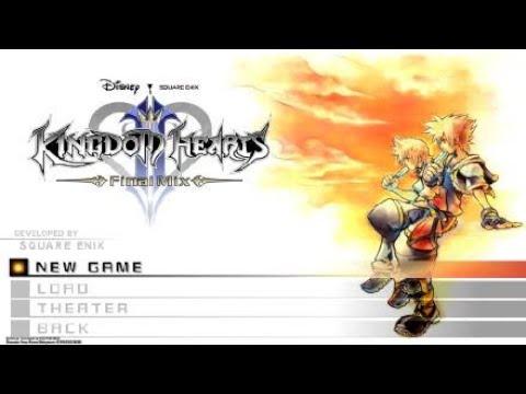 KINGDOM HEARTS - HD 1.5+2.5 ReMIX kh2fm missed cutscenes