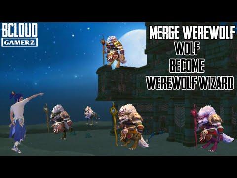How To Merge WereWolf!!Full Merge!! |UTOPIA ORIGIN|