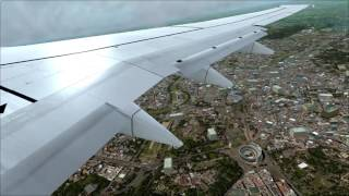 [FSX] Awesome Italian Photoreal Scenery - PMDG 737-800 Landing LIRF