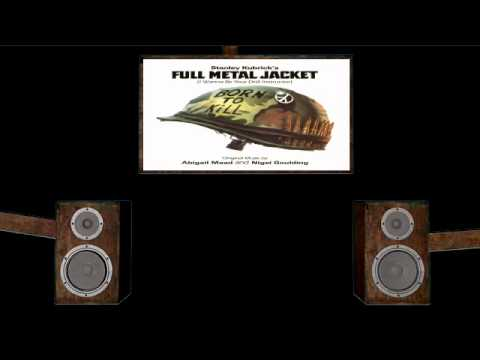 Abigail Mead &  Nigel Goulding   ‎-- Full Metal Jacket (I Wanna Be Your Drill Instructor) HQ