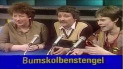 Ausschnitte aus Unterhaltungssendungen im DDR-Fernsehen 1984