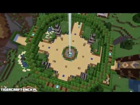 TigerCraft - бесплатный Minecraft мультиплеер сервер