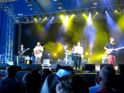 Local Natives Cubism Dream Isle of Wight 2010