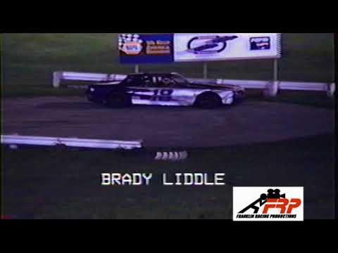 Madison International Speedway Oregon WI Sportsman 8 20 99